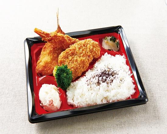 【2A】ミックスフライ弁当