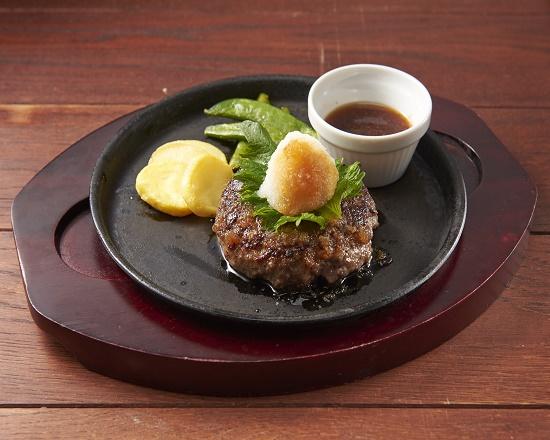 【1D】All Beef ハンバーグ~おろしソース