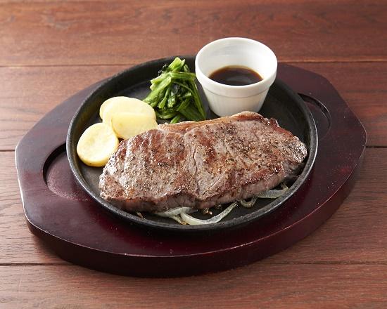 【1E】サーロインステーキ(約160g)~選べるソース
