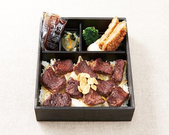 【4A】カットステーキ弁当