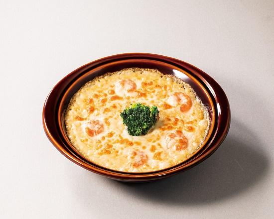 【2J】3種チーズの海老ドリア