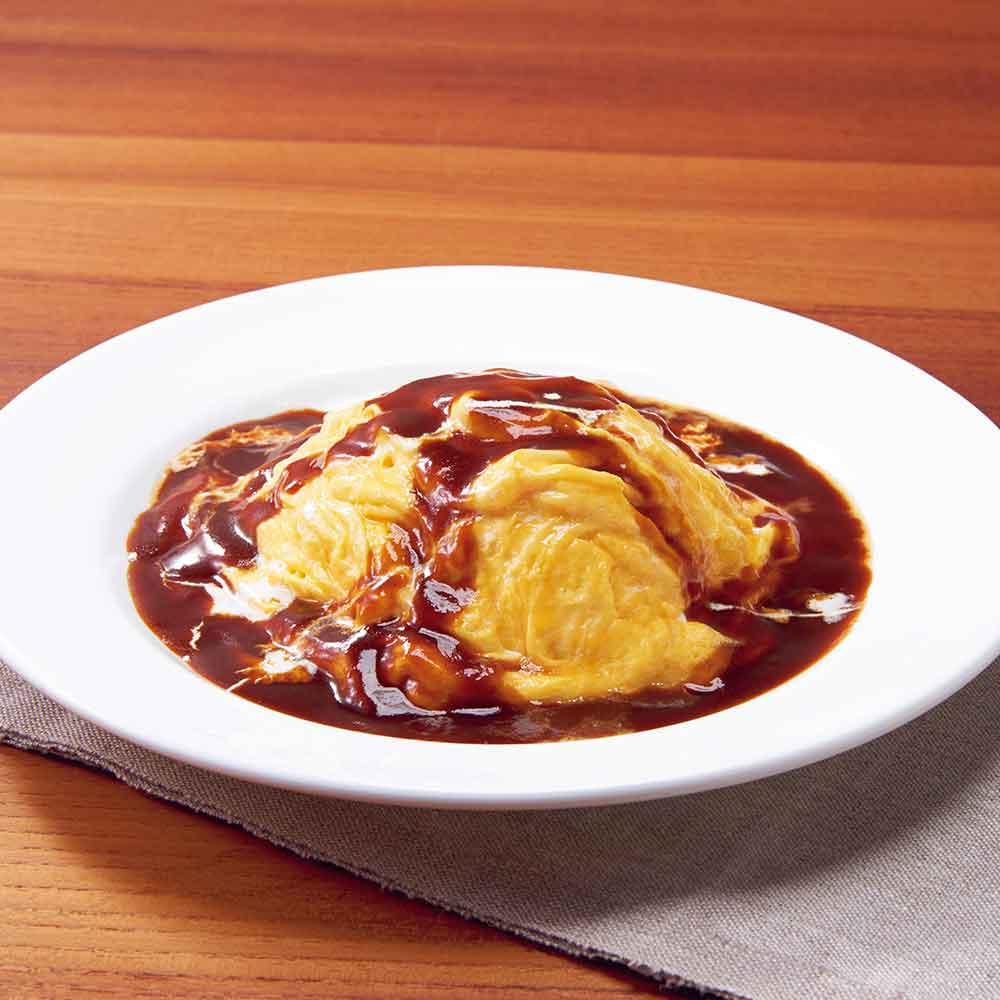 【3J】とろ~り卵とチーズのオムライス