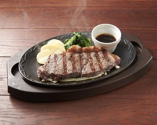 【1E】(期間限定20%OFF!!)サーロインステーキ(約160g)~選べるソース