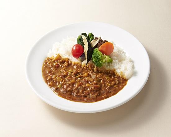 【9J】(期間限定20%OFF!!)15種類の野菜とチキンのキーマカレー