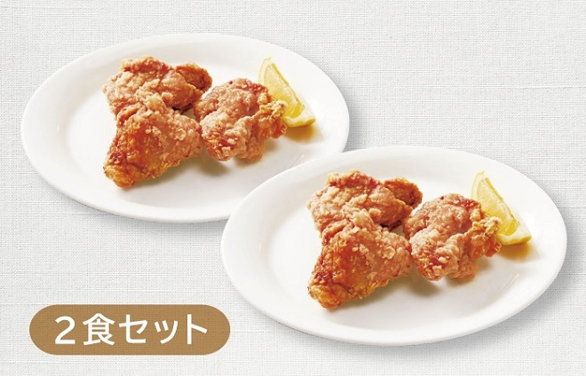 【9Z】TOペア得セット 鶏の唐揚げ(3個)
