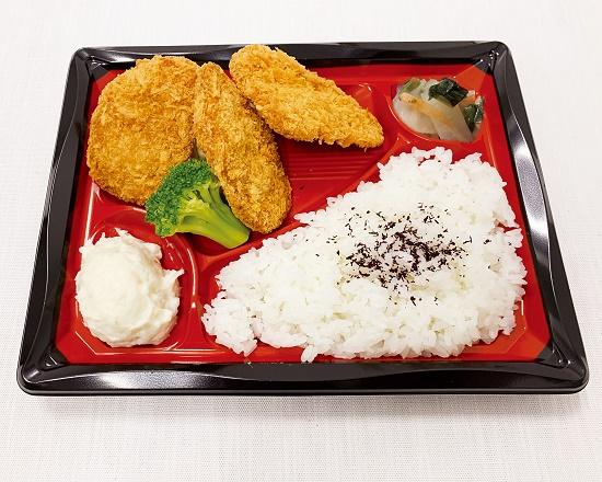 【8A】ヒレカツ弁当