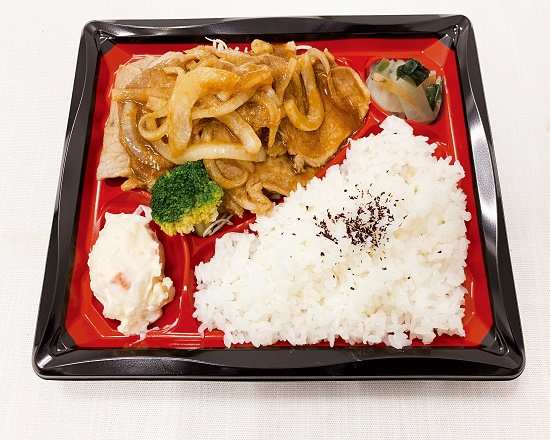 【9A】生姜焼弁当