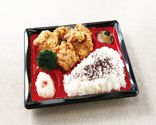 【1A】鶏の唐揚げ弁当