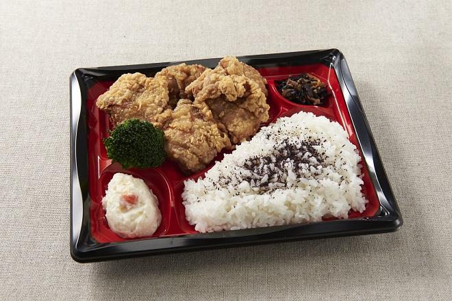 【期間限定 20%OFF】鶏の唐揚げ弁当