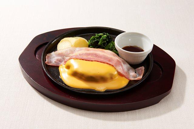 【期間限定 20%OFF】ベーコンチーズハンバーグ
