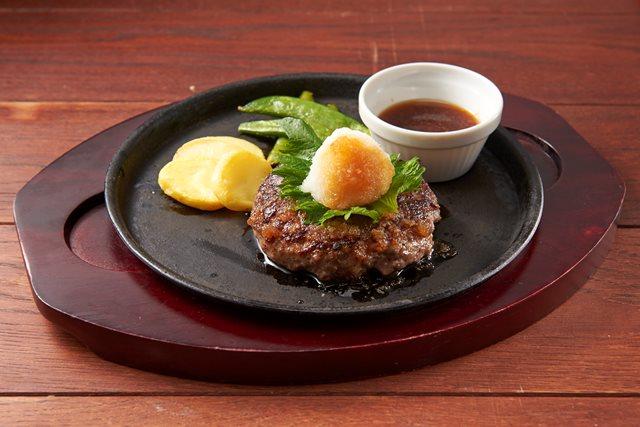 【期間限定 20%OFF】All Beef ハンバーグ~おろしソース