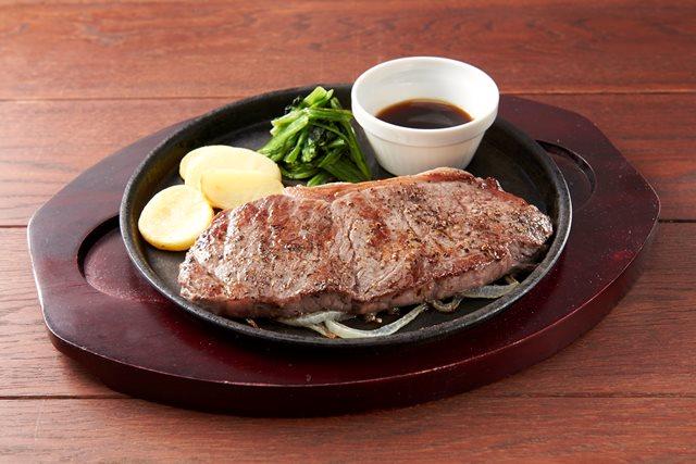 【期間限定 20%OFF】サーロインステーキ(約160g)~選べるソース