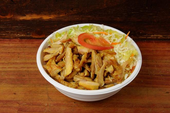 【EPARKテイクアウト特製】ベジタブルケバブライス(Kebab Rice)