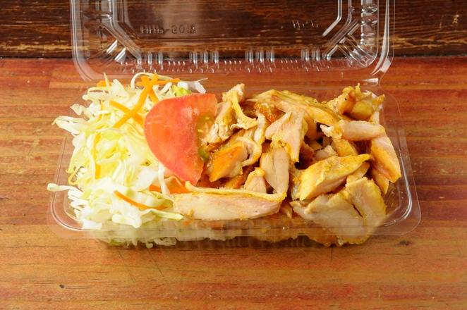 【EPARKテイクアウト特製】ベジタブルケバブ パック入り(Kebab pack)