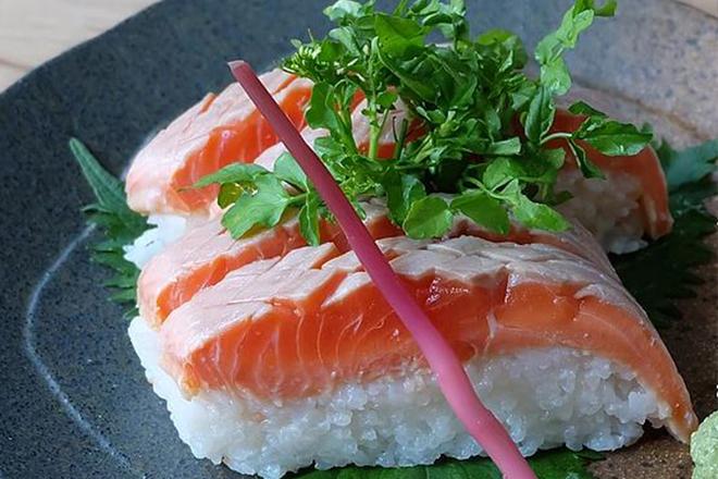 【土日限定】ます寿司