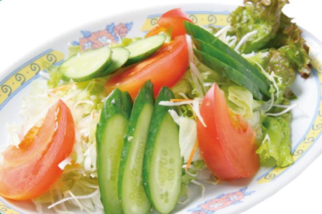 グリーンサラダ Green Salad