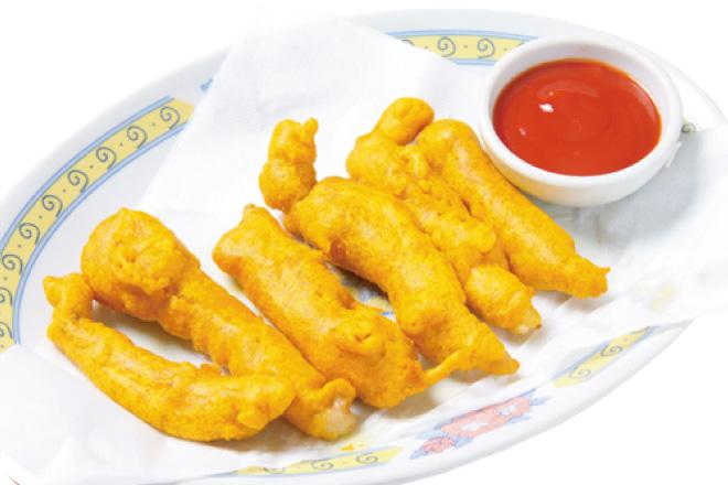 チキンパコダ Chicken Pakoda
