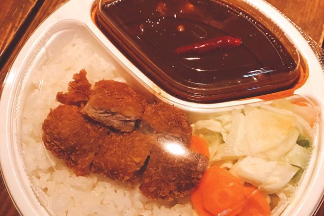 777ビーフ&カツカレー(とろける肉あり)