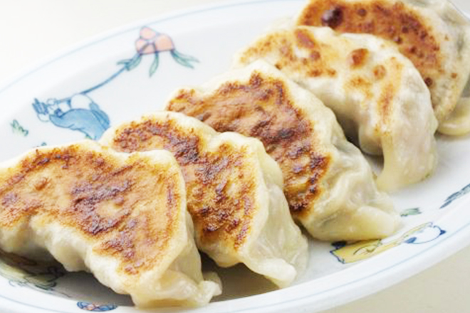 皇庭焼餃子