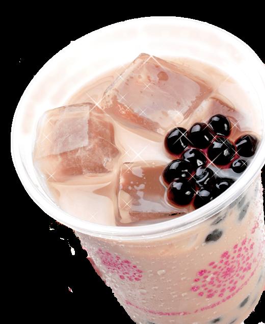 タピオカショコラミルクL