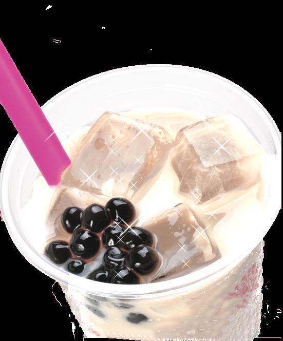 HOTタピオカココナッツミルクL