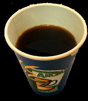 HOT  コーヒー