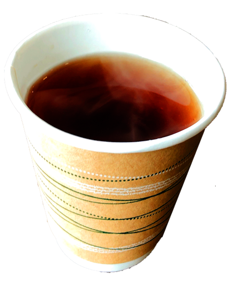 紅茶HOT