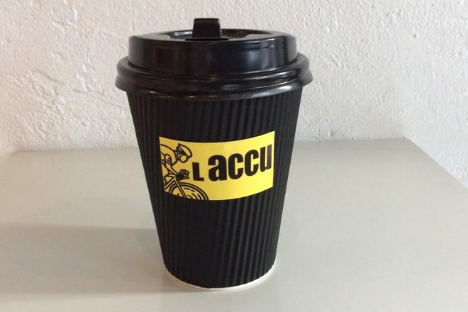 淹れたてホットコーヒー
