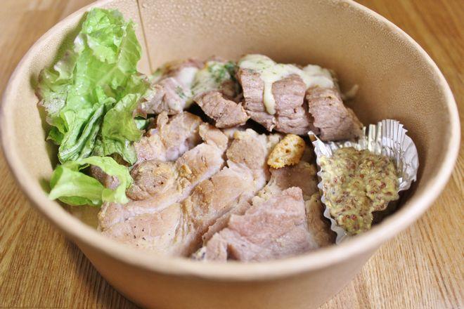 豚肩ロースステーキ弁当