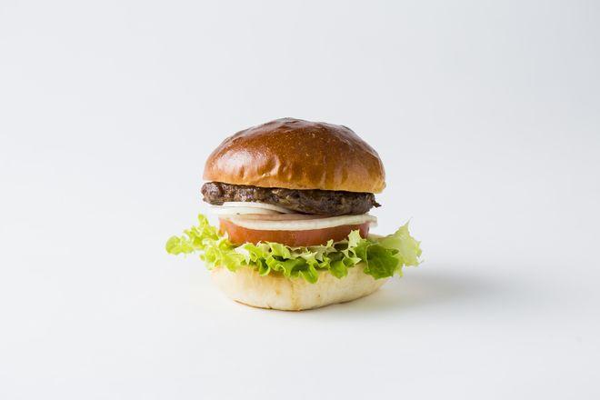 チェダーチーズバーガー