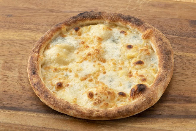 4種のチーズ