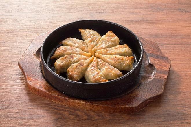 鉄鍋餃子(1人前)
