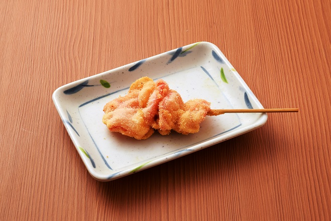 紅生姜串(1本)