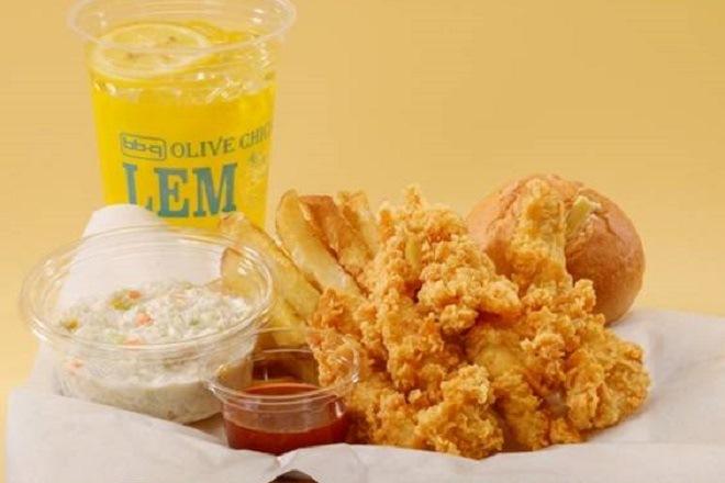 チキンフィンガーコンボ(ドリンク付き) Chicken finger Combo