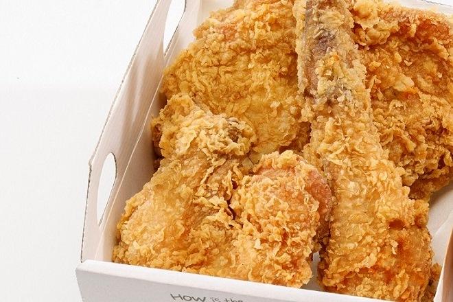 オリーブチキン(骨付き)4ピースパック Olive Chicken (4 Pieces)