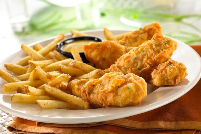 チキンフィンガー(5本)