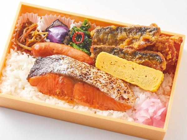 【秋季限定】秋のお弁当