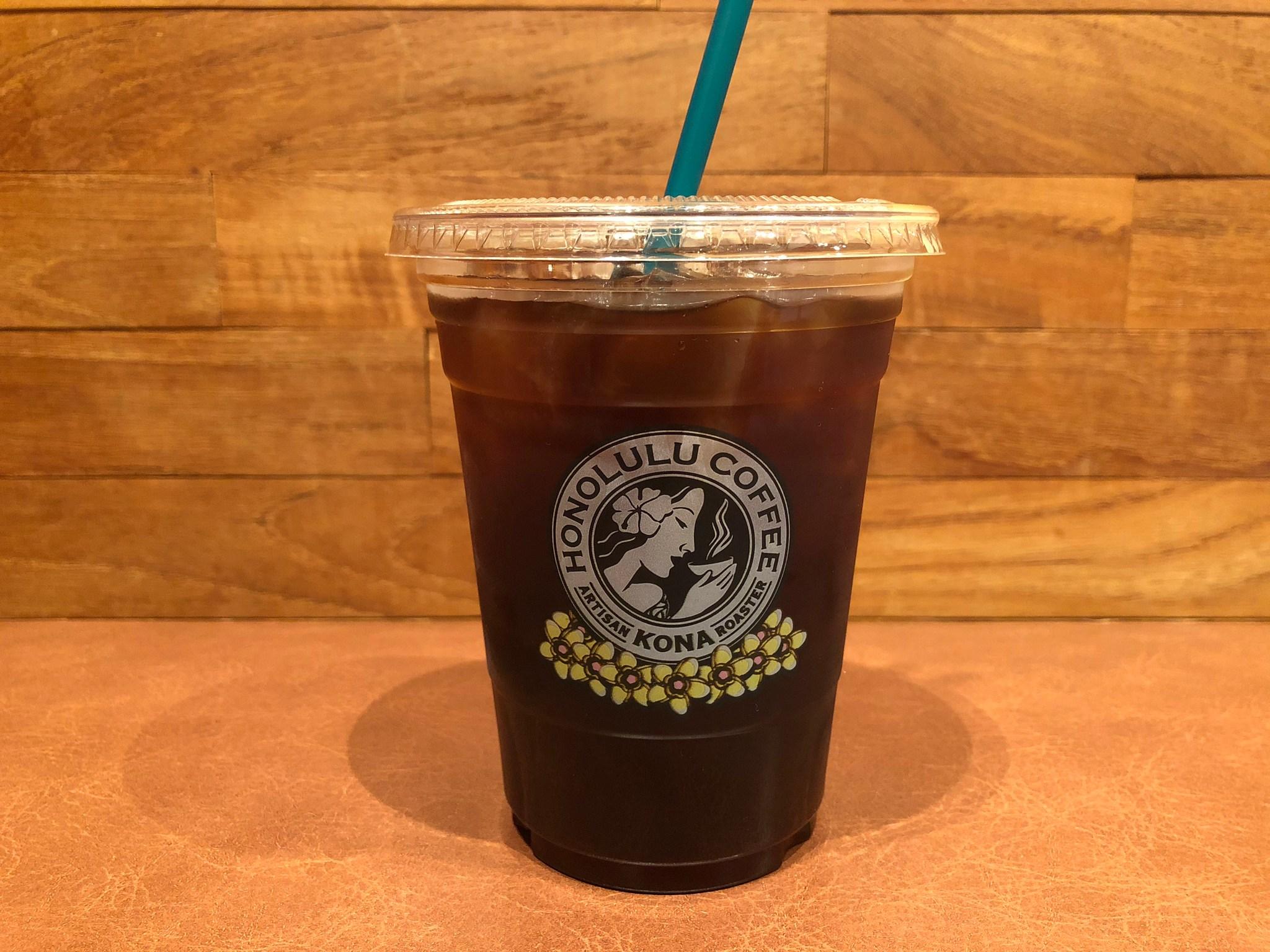 アイスコーヒー(M)