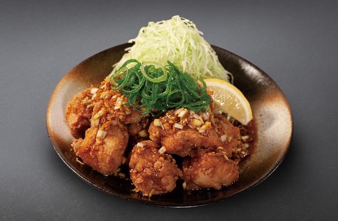 【期間限定】山盛り本格唐揚げのやみつき油淋鶏定食