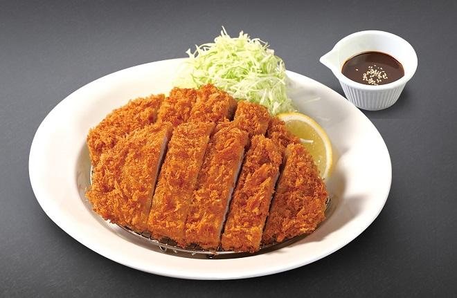 味噌ダブルロースかつ定食