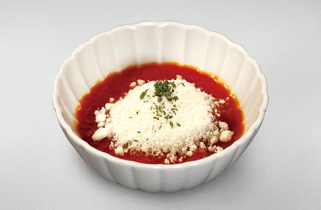 単品チーズトマトソース