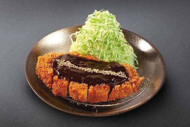 【期間限定100円引きセール】味噌厚切りロースかつ定食(通常790円)