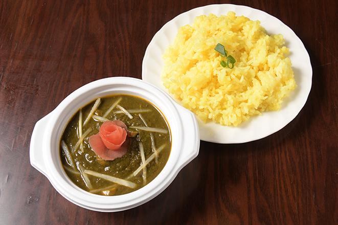 ディナーカレーセット(Dinner Curry Set)