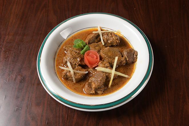 ラムカレー(Lumb Curry)