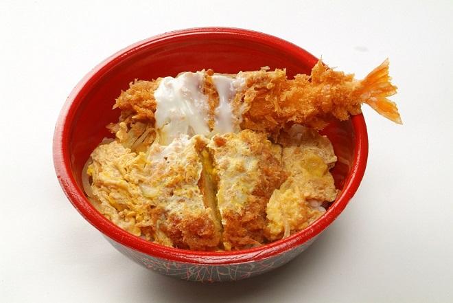海老・ヒレ丼(大海老)