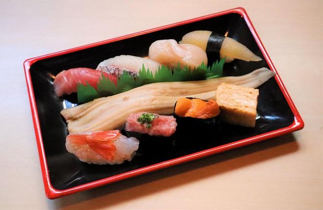 【おもてなし用】特選寿司 一人前