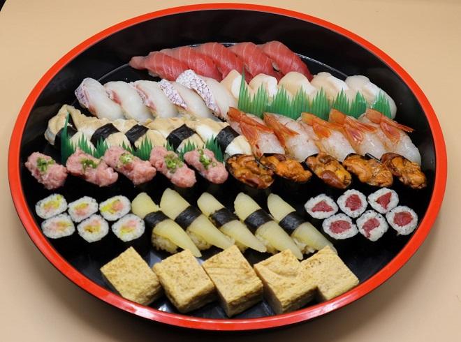 【おもてなし用】特選寿司 五人前