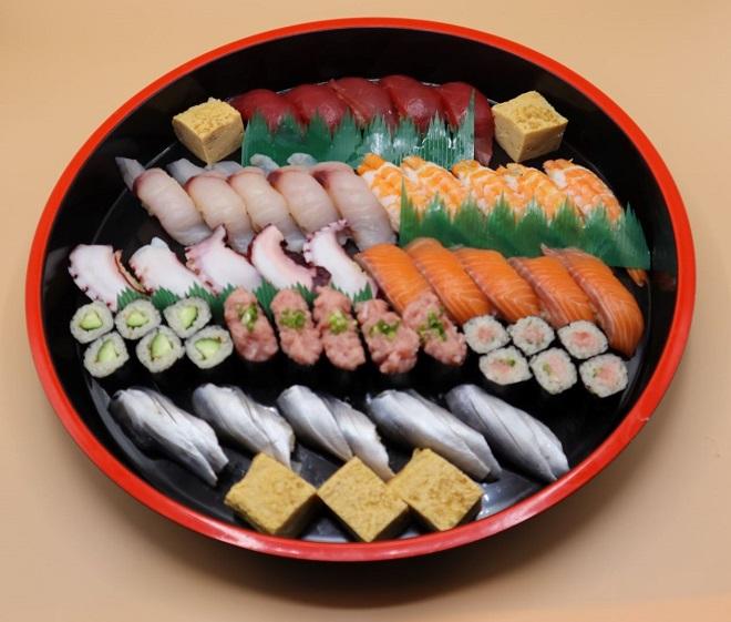 日替わり寿司 五人前
