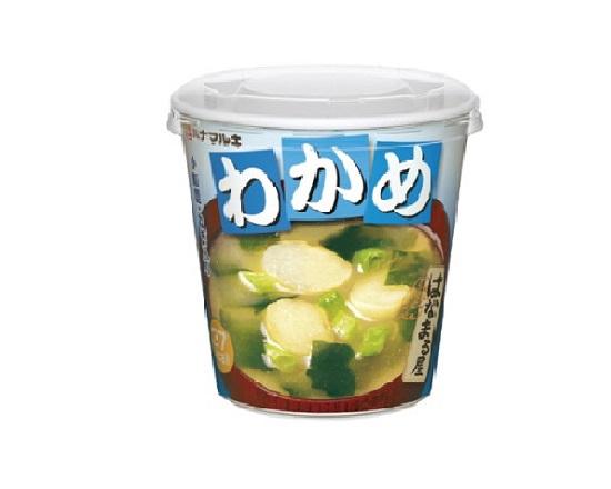 味噌汁わかめ(カップ)