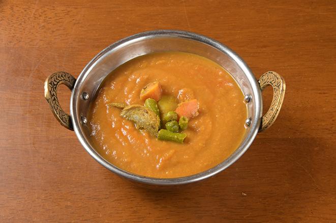 野菜カレー(Vegetable Curry)